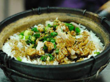 Hong Kong's best... Clay pot rice