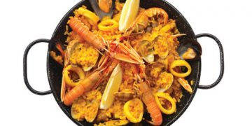 Hong Kong's best...Paella