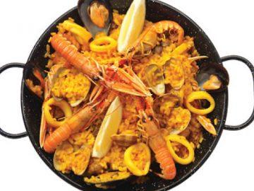 Hong Kong's best...Paella