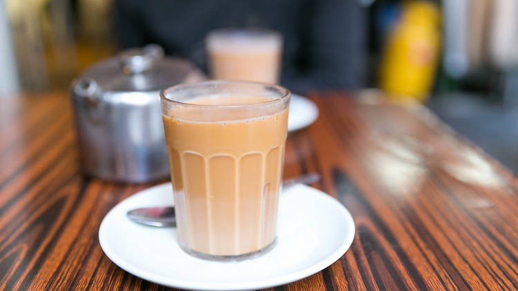 The best Hong Kong milk tea - Foodporn Blog - Great Food ...